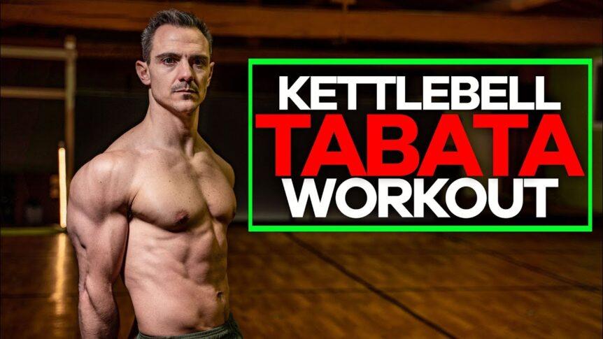 12 Minuti Tabata Kettlebell Workout