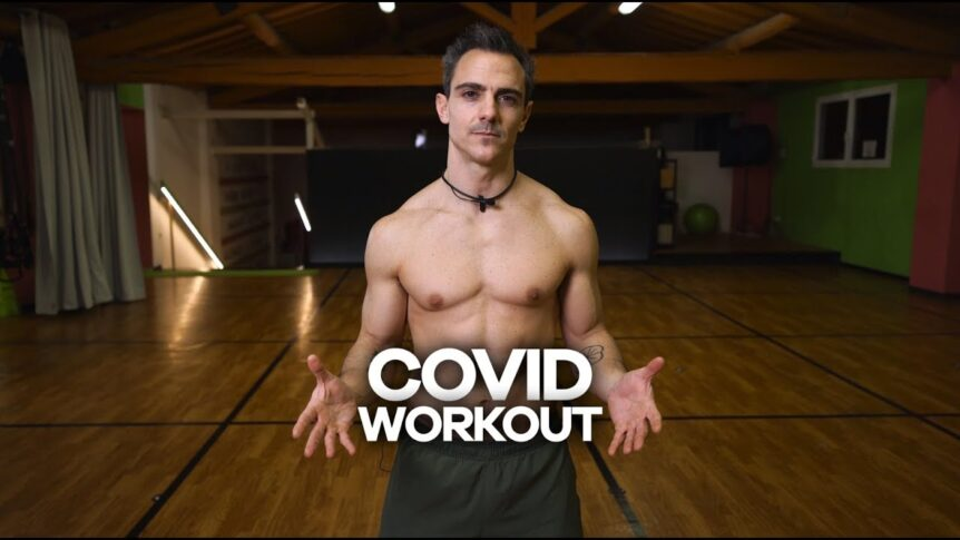 Kettlebell Covid Workout