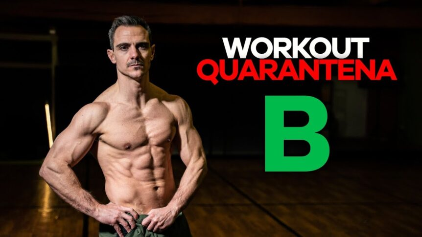 Quarantena Kettlebell Workout – Giorno B