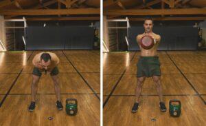 tabata kettlebell workout swing